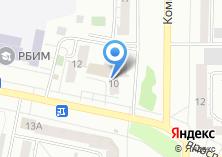 Компания «Конфетка» на карте