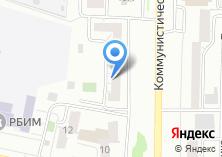 Компания «Пуговка+» на карте