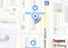 Компания «Кокон» на карте