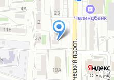 Компания «КоОкон» на карте