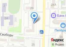 Компания «Дом колготок и носков» на карте