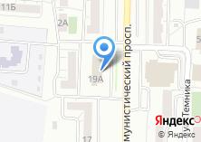 Компания «Космо» на карте