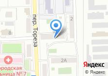 Компания «ПСК» на карте