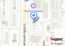 Компания «Нотариус Цыганаш Е.А.» на карте