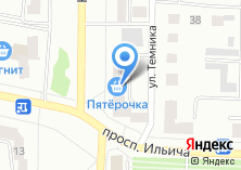Компания «Фирма по монтажу натяжных потолков» на карте