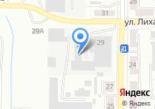 Компания «Копейский молочный завод» на карте