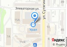 Компания «Любимый город» на карте