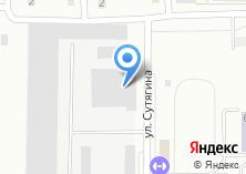 Компания «Копейское пассажирское предприятие» на карте
