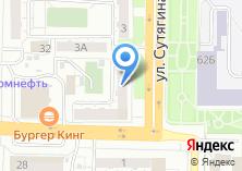 Компания «Нотариус Синицына Л.А» на карте