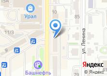 Компания «Юбилейный» на карте