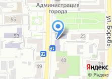 Компания «КомфортСтройСервис» на карте