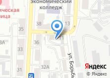Компания «Центр занятости населения г. Копейска» на карте