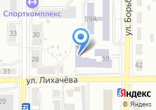 Компания «Профессиональное училище №87» на карте