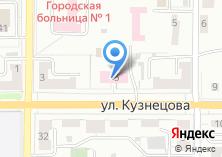 Компания «Челябинская городская дезинфекционная станция» на карте