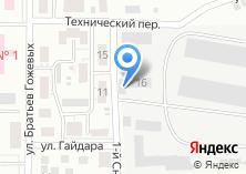 Компания «Мягкоff» на карте