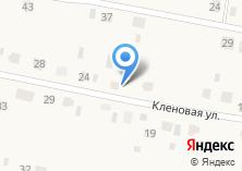 Компания «Клёвый» на карте