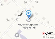 Компания «Администрация Петелинского сельского поселения» на карте
