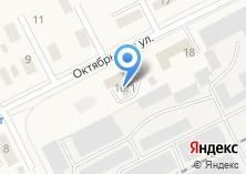 Компания «Сильные духом» на карте