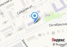 Компания «Детский сад» на карте
