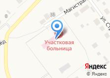 Компания «Горячеключевская участковая больница» на карте