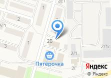 Компания «Станис» на карте