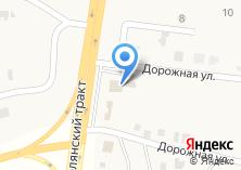 Компания «АвтоЛогистик» на карте