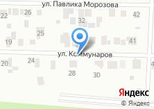Компания «АвтоАверс» на карте