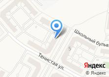 Компания «ЦЕНТРГАЗСЕРВИС» на карте