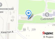 Компания «Морозовская врачебная амбулатория» на карте