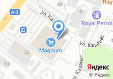 Компания «Magnum Сash & Сarry» на карте