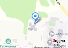 Компания «Новотырышкинская врачебная амбулатория» на карте