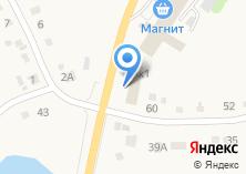 Компания «Продовольственный магазин №3» на карте