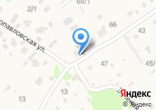 Компания «Бор» на карте