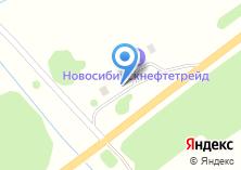 Компания «АЗС Новосибирскнефтетрейд» на карте