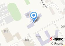 Компания «Детская школа искусств с. Криводановка» на карте