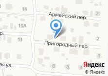 Компания «Коттедж Клуб» на карте