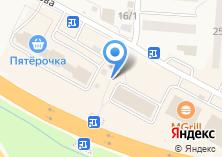 Компания «Киоск по продаже зоотоваров» на карте