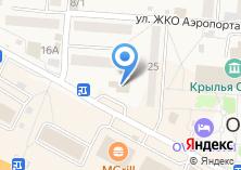 Компания «EurAsia» на карте