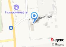 Компания «Янина» на карте