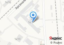 Компания «Сибирская глазурь» на карте