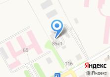 Компания «СТО на ул. Калинина» на карте