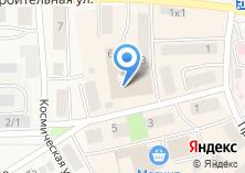 Компания «АВТОРЕГИОНСЕРВИС» на карте
