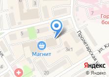 Компания «Магазин нижнего белья и домашней одежды» на карте