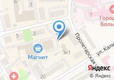 Компания «Магазин товаров для рукоделия и детской одежды» на карте