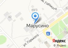 Компания «Лебяжье» на карте