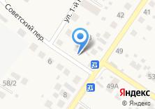 Компания «Новомосковский завод металлических конструкций - Металлообработка» на карте