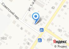 Компания «Парк информационных технологий» на карте