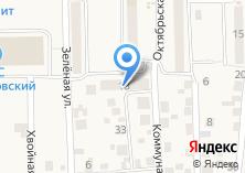 Компания «Магазин хозяйственных и отделочных материалов» на карте