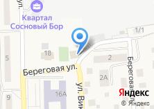 Компания «Социально-культурное объединение пос. Кудряшовский» на карте