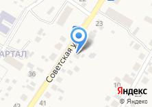 Компания «Регионснаб» на карте